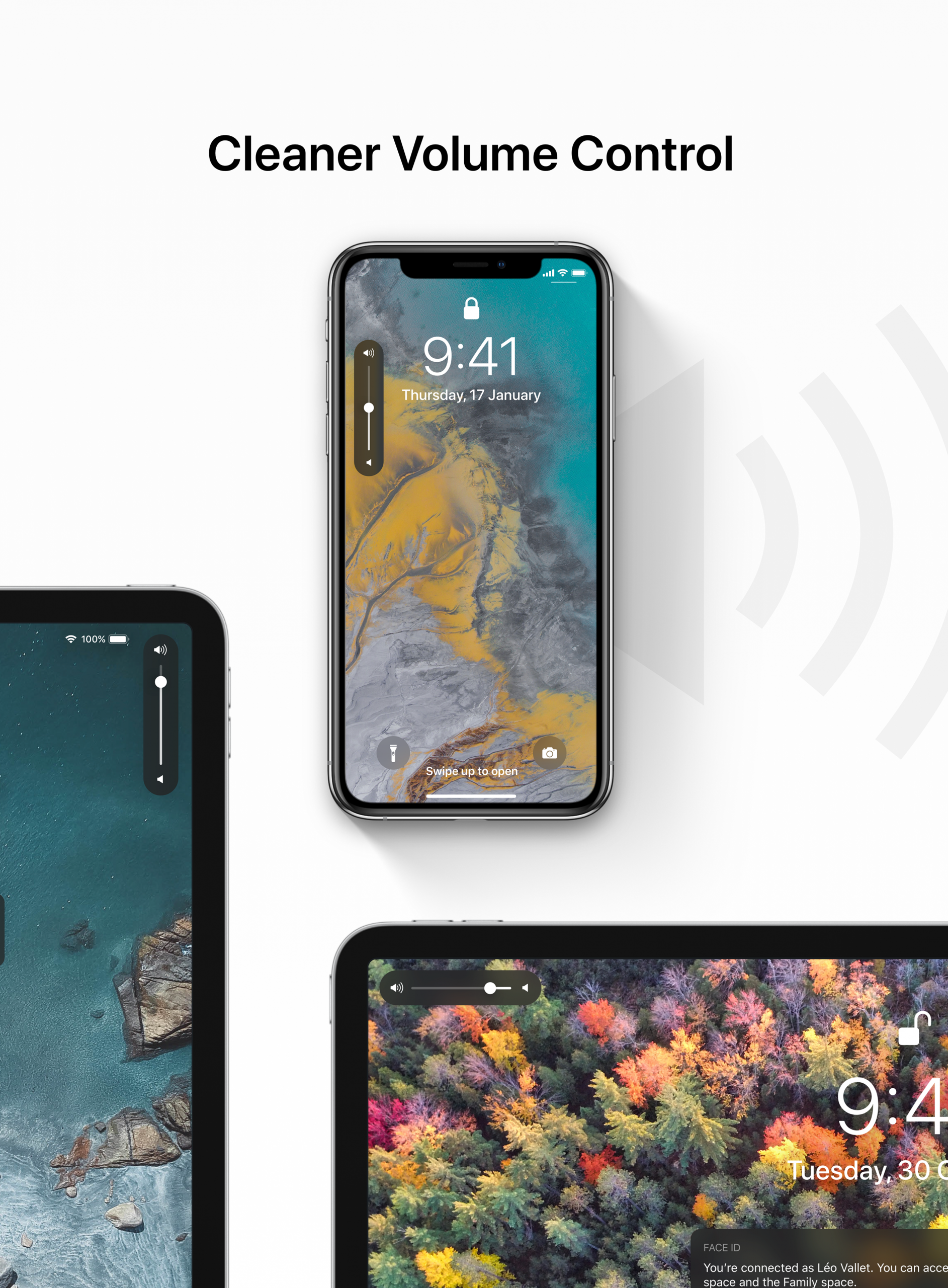 02 Nicely Developed iOS 13 Concept