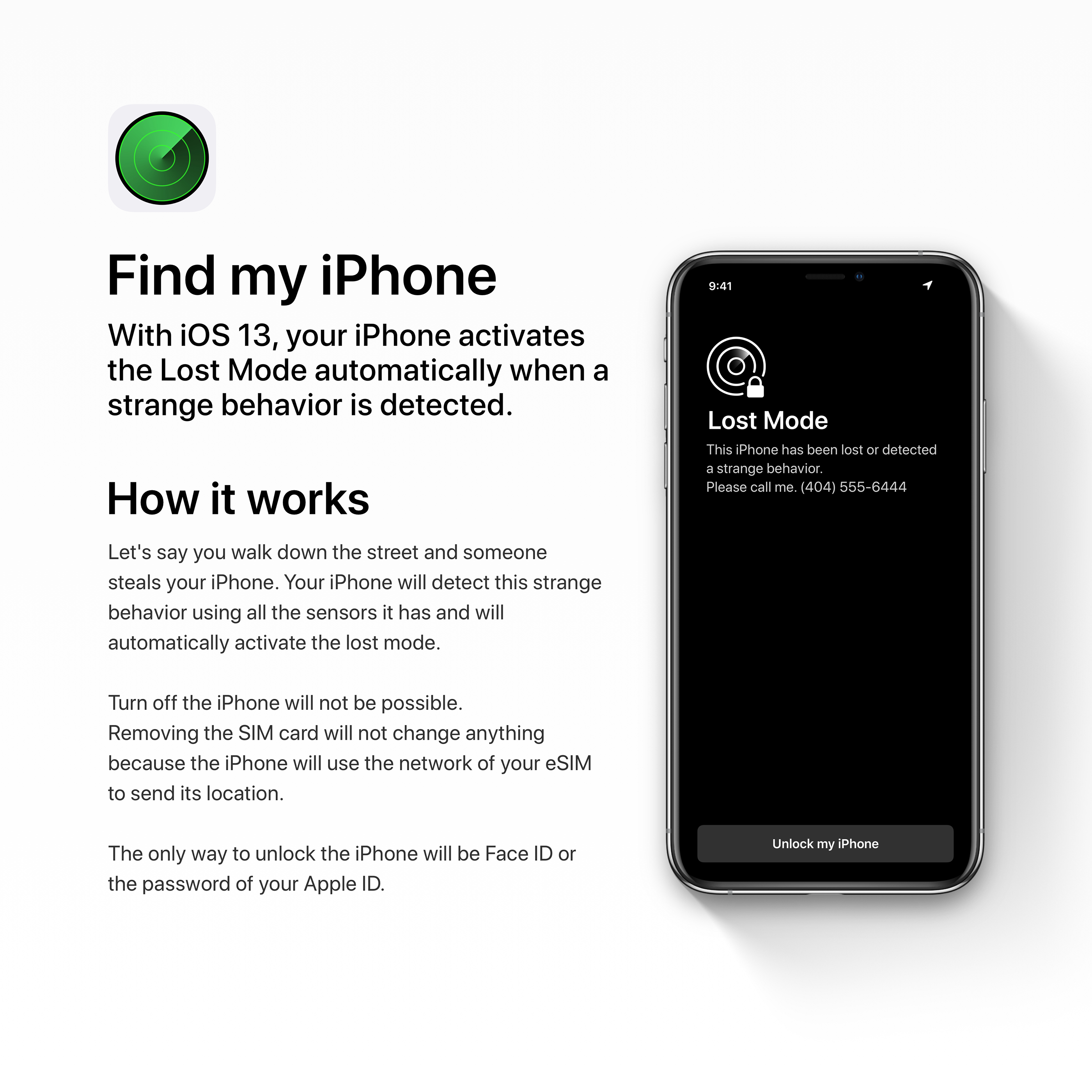 03 Nicely Developed iOS 13 Concept