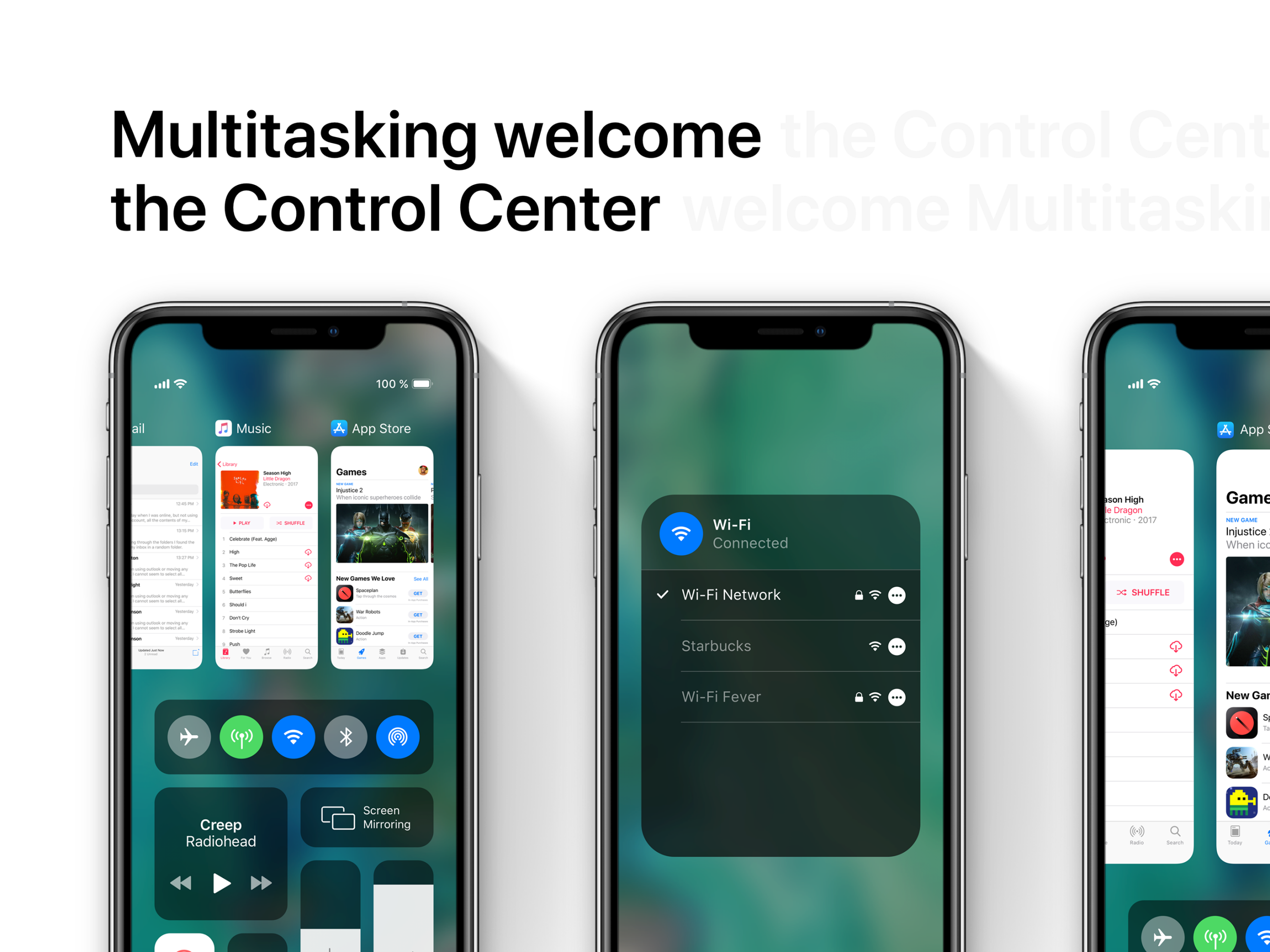 04 Nicely Developed iOS 13 Concept