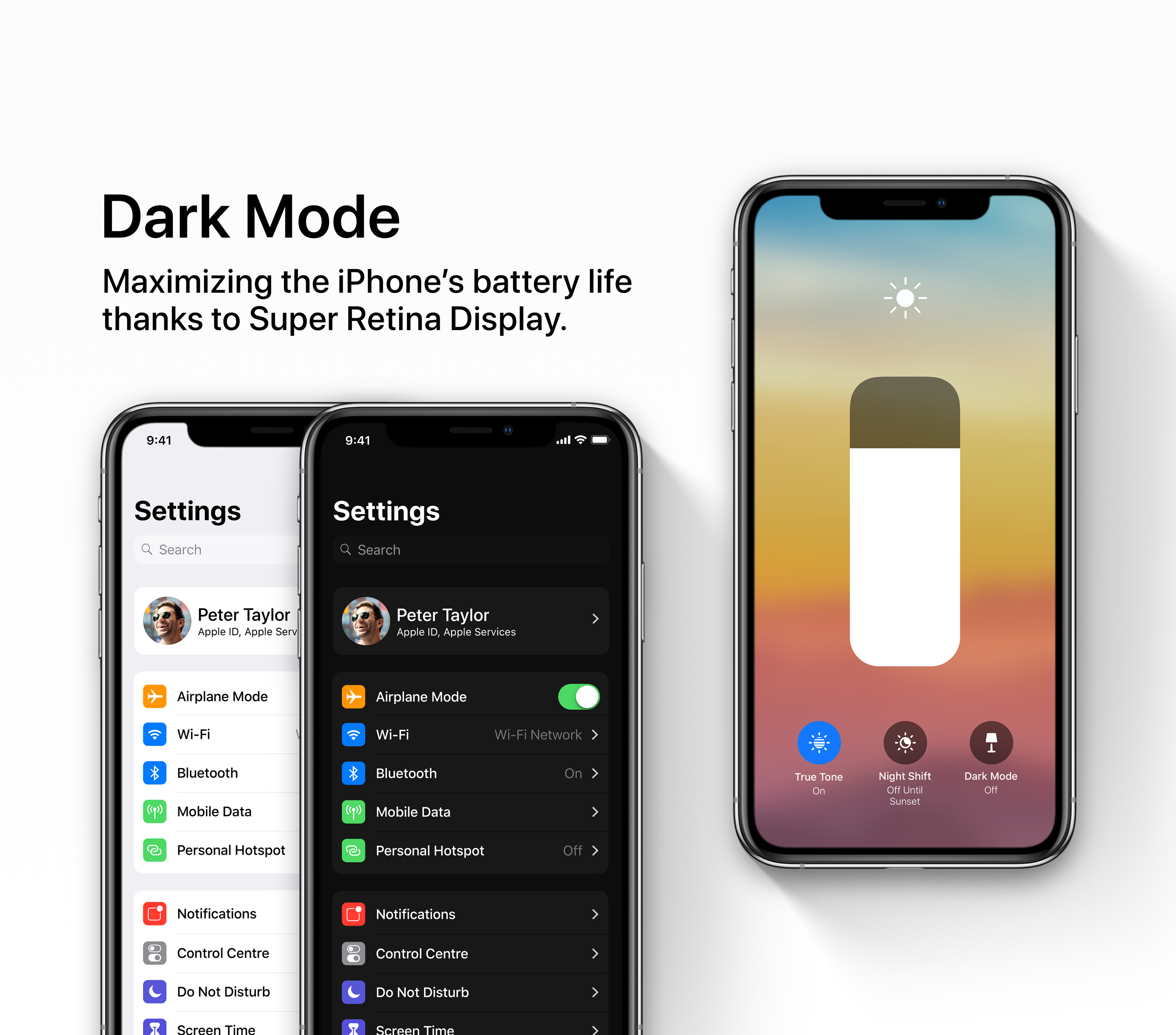 05 Nicely Developed iOS 13 Concept