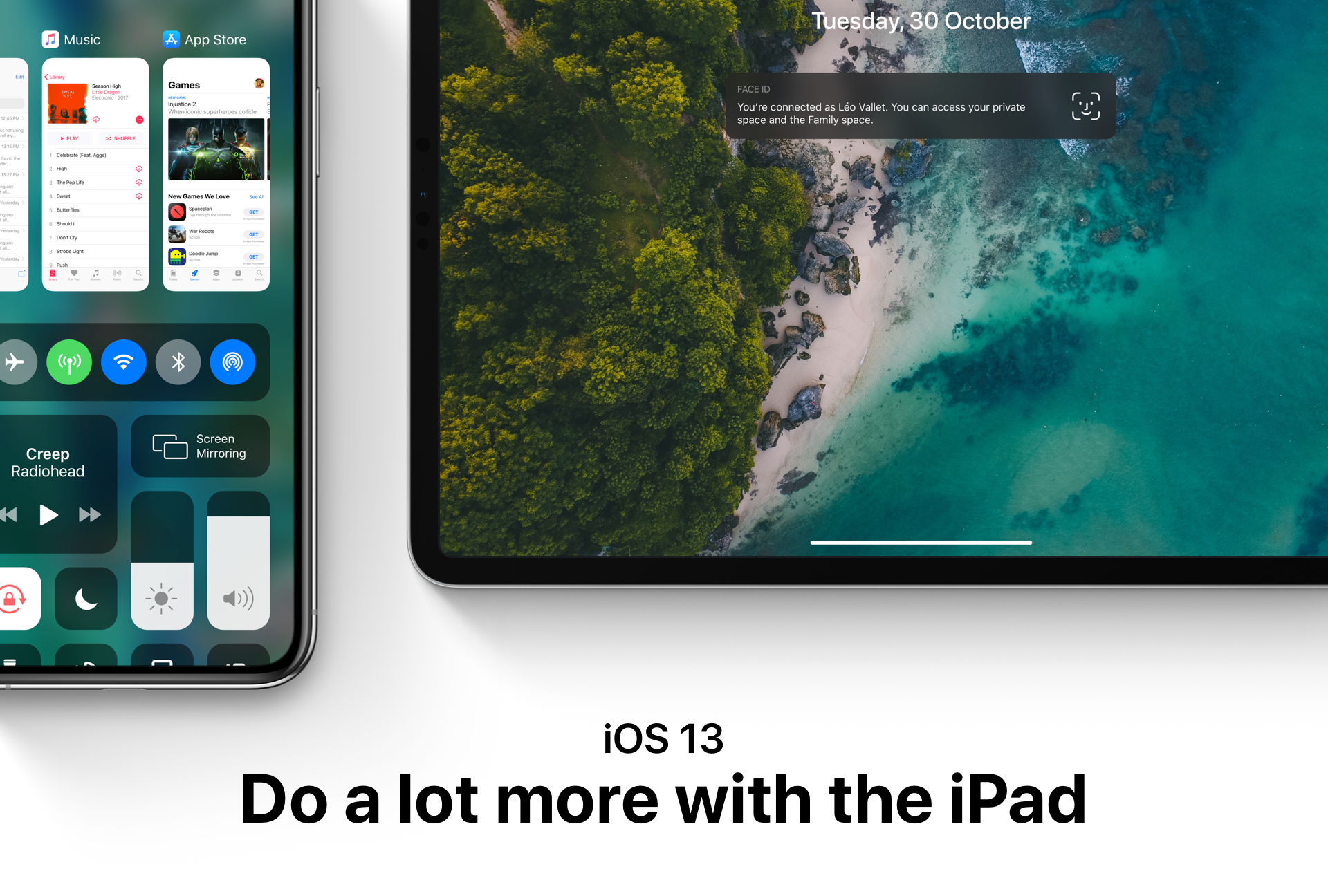 09 Nicely Developed iOS 13 Concept