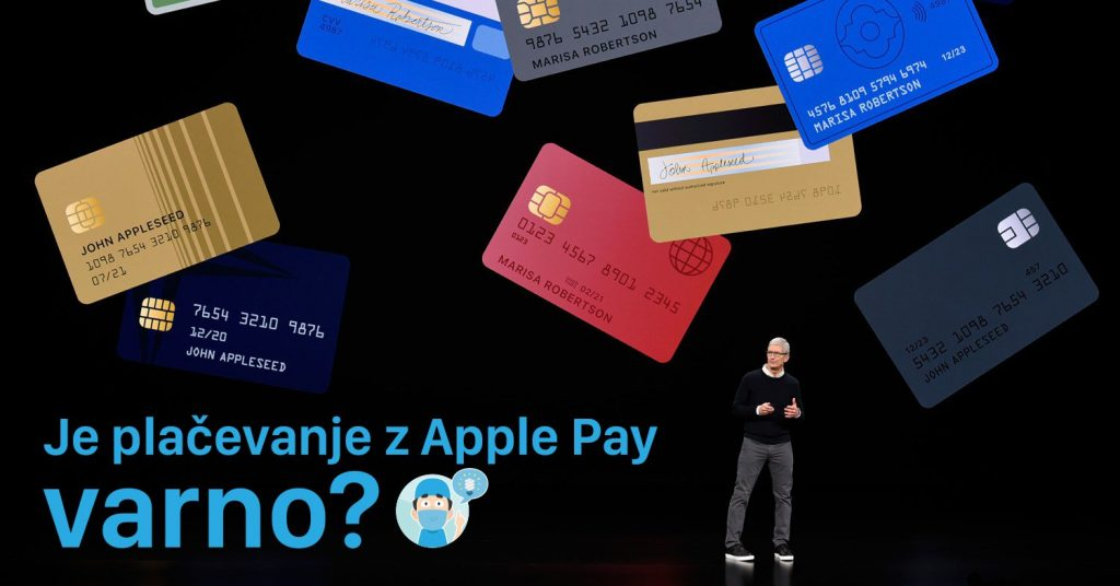 Tim Cook Apple pay varnost 1