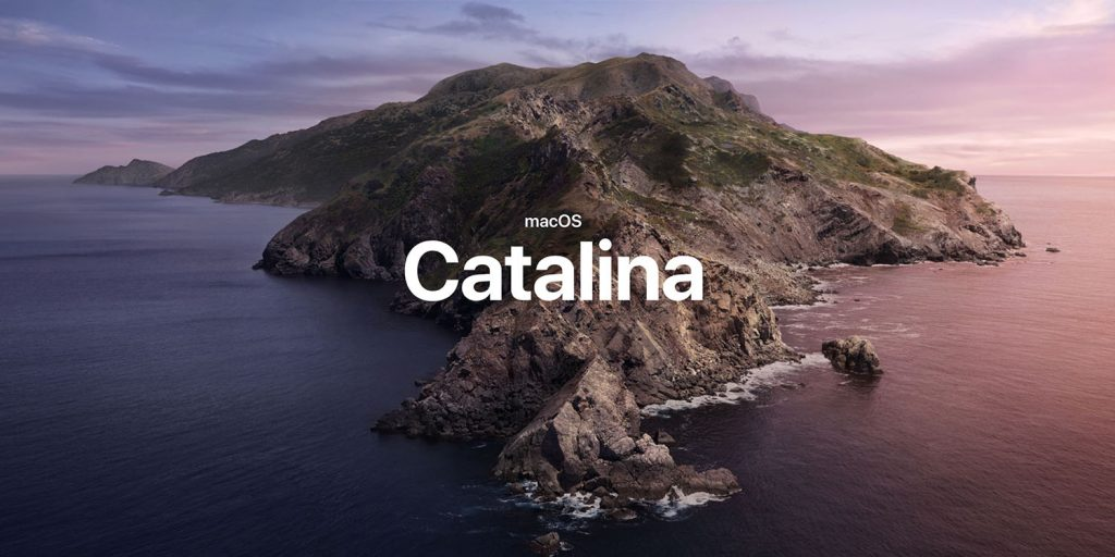 upgrade to macOS Catalina