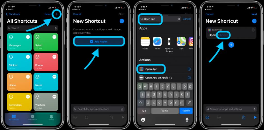 screen icon iphone idoktor 3