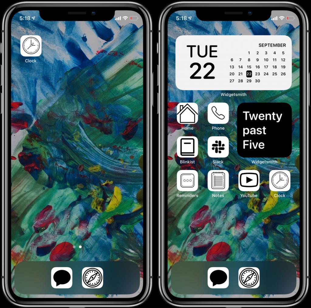 screen icon iphone idoktor 7
